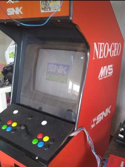 Fliperama Neo Geo