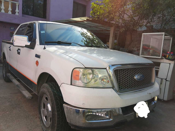 Ford Lobo 5.4 Lariat Cabina Doble 4x4 Mt 2005