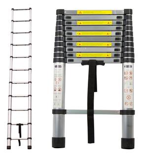 Escada Telescópica Alumínio Multifuncional 3,2 M 10 Degra