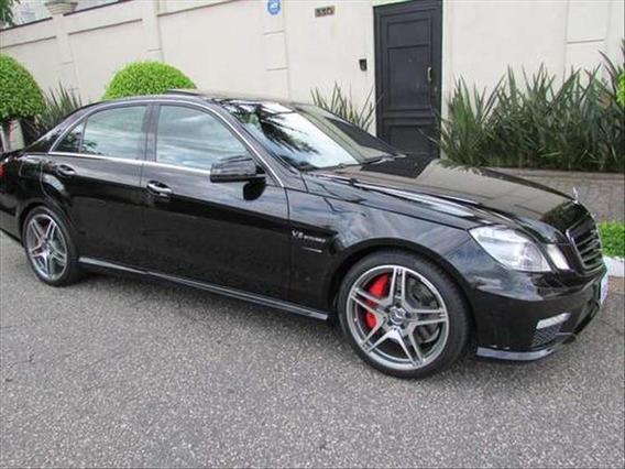 Mercedes-benz E 63 Amg 5.5 V8 32v Bi-turbo Gasolina Automáti