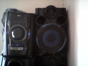 Aparelho De Som 370w Rms Lg Hi Fi System