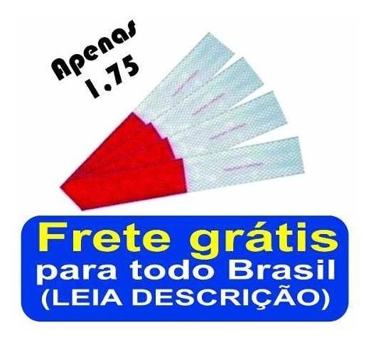 Kit 30 Faixas Refletivas + Frete Grátis