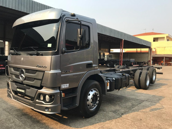 Mb Atego 2426 2016 Chassi