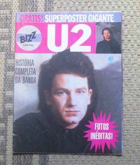 U2 - Revista Bizz Especial *** Frete Grátis ***