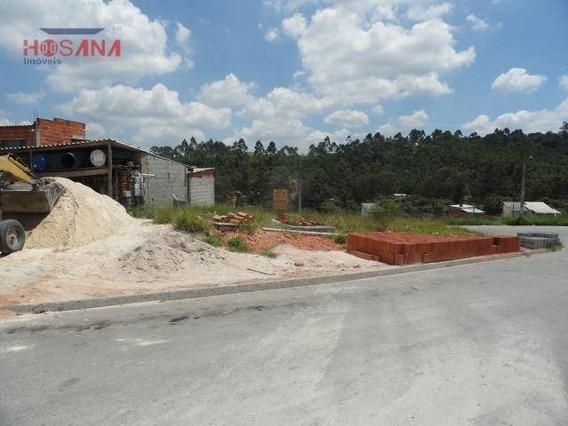 Terrenos De Esquina, Localização Privilegiada 2 Esquinas. - Te0236