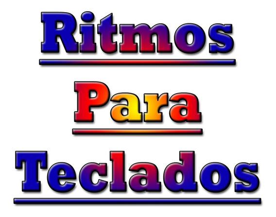 Ritmos Amado Batista P/ Yamaha, Korg, Casio, Roland, Ketron