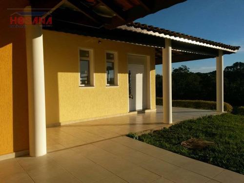 Imagem 1 de 22 de Chácara Com 5 Dormitórios À Venda, 2800 M² Por R$ 650.000,00 - Chácaras Do Rosário - Franco Da Rocha/sp - Ch0017