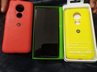 Se Vende Motorola G7 Power 4ram 64gb Se Regalan Fundas Org