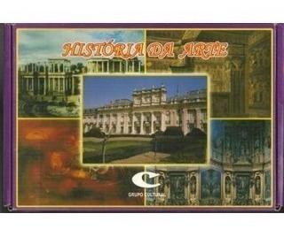 Kit Historia Da Arte- Livro E 5 Dvds