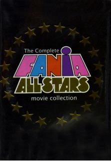 Dvd Fania Allstars - Movie Collection
