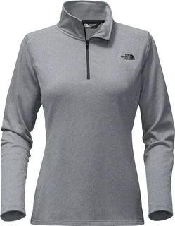 Campera The North Face Glacier 1/4 Zip Nf0a2redhsr On