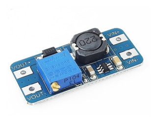 Fuente Switching Step Up Mt3608 2a Dc Dc Arduino Ptec
