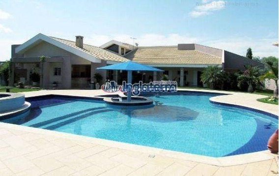 Casa À Venda, 430 M² Por R$ 2.500.000,00 - Recanto Do Salto - Londrina/pr - Ca0797