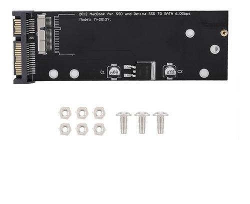Ssd Para Sata Adapter Converter Card Para 2012 Macbook Pro A