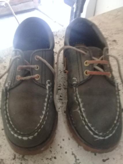 Zapatos Leñadores Marca Mango Unisex