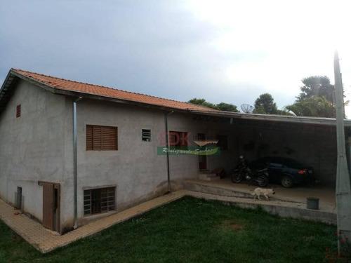 Imagem 1 de 13 de Chácara Com 3 Dormitórios À Venda, 1000 M² Por R$ 380.000,00 - São Gonçalo - Taubaté/sp - Ch0619