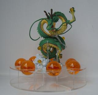 Dragon Ball Super Figura Shenlong Con Las 7 Esferas
