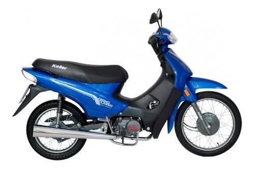 Keller Crono 110cc - Motozuni Banfield