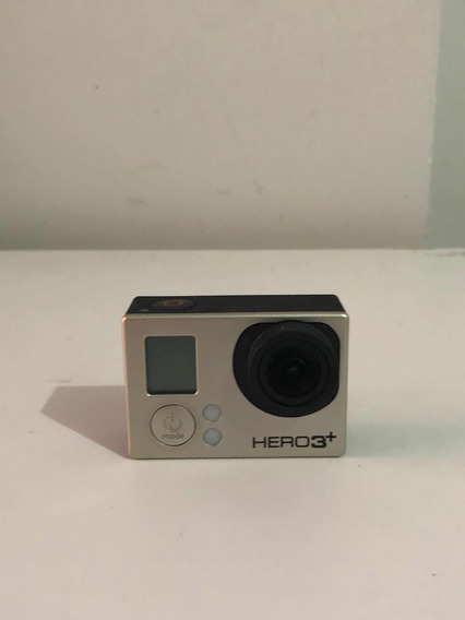 Gopro Hero 3+ Black Edition 4k Com Controle Wifi