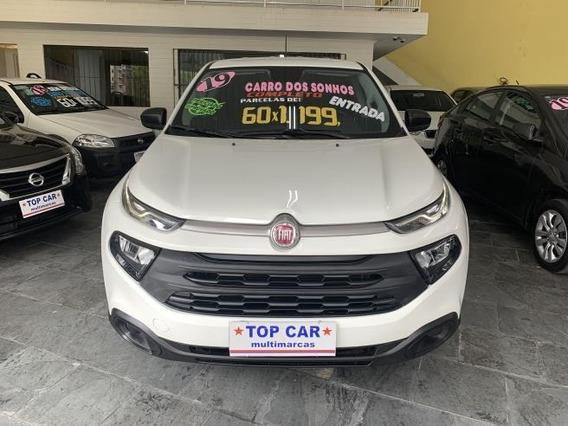 Fiat Toro Endurence 1.8 16v Flex Aut. Automático