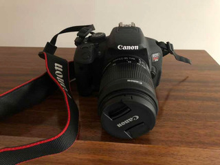 Cámara Slr Digital Canon Rebel T5i Eos 700d