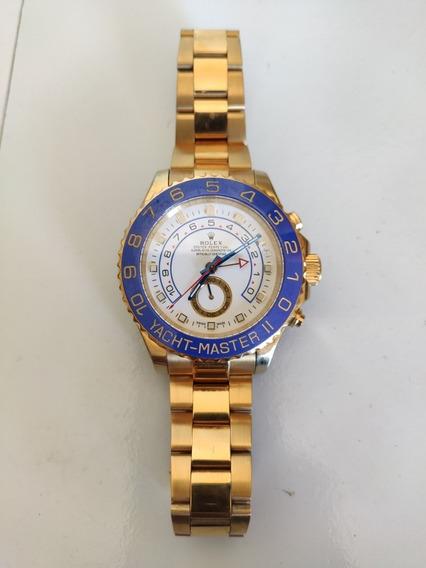 Relógio Rolex Yatch Master Ii