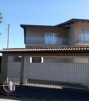 Sobrado Com 3 Dormitórios À Venda, 180 M² Por R$ 650.000,00 - Cipava - Osasco/sp - So0559