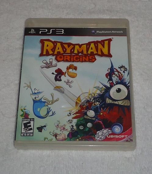 Rayman Origins Ps3 ** Leia