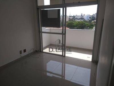 Apartamento Residencial Para Locação, Botafogo, Campinas. - Ap17226
