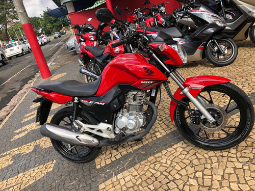 Honda Fan 160 Esdi