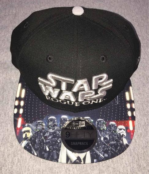 Gorra New Era 9fifty Snapback Edición Limitada Star Wars