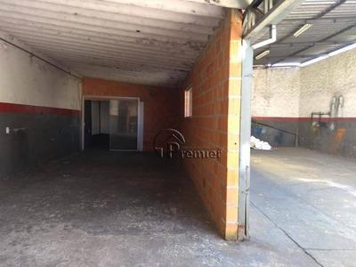 Galpão Para Alugar, 160 M² Por R$ 3.200/mês - Jardim Morada Do Sol - Indaiatuba/sp - Ga0150