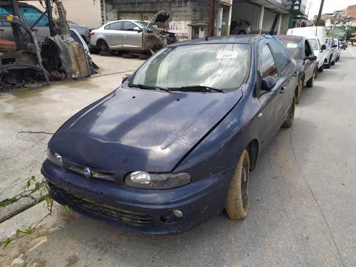 Fiat Brava Sx 2002 2003 (sucata Somente Peças)
