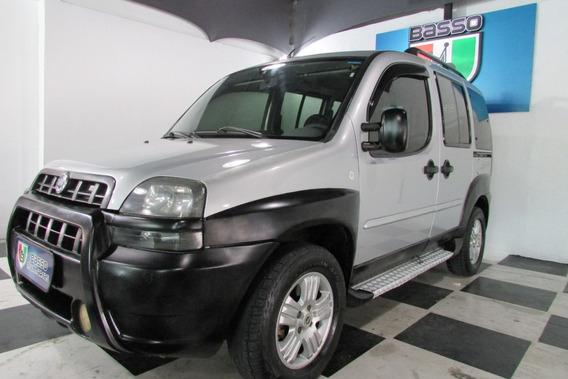 Fiat Doblò 2005 1.8 Adventure 8v Gasolina