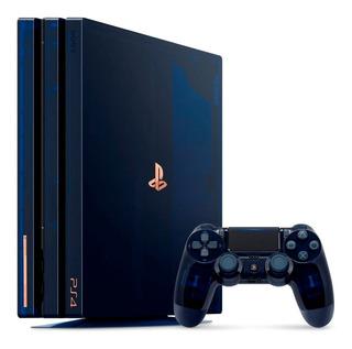 Playstation 4 Pro 2tb 500 Millones Edición Limitada Ps4