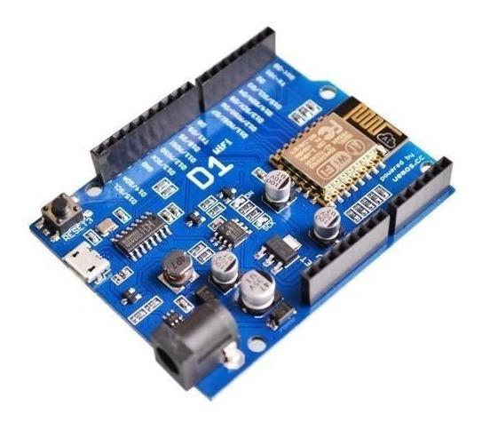 Shield Esp8266 Wi-fi Wemos D1