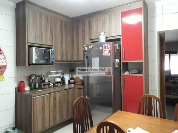 Limão - Vila Carolina - Zn/sp - Sobrado - R$ 480.000,00 - So1163