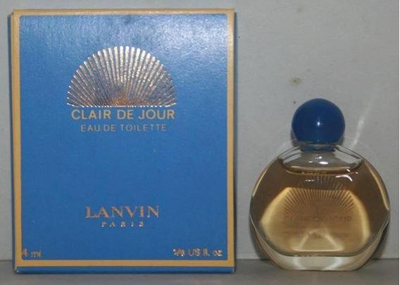 Miniatura De Perfume: Lanvin - Clair De Jour - 4 Ml - Edt