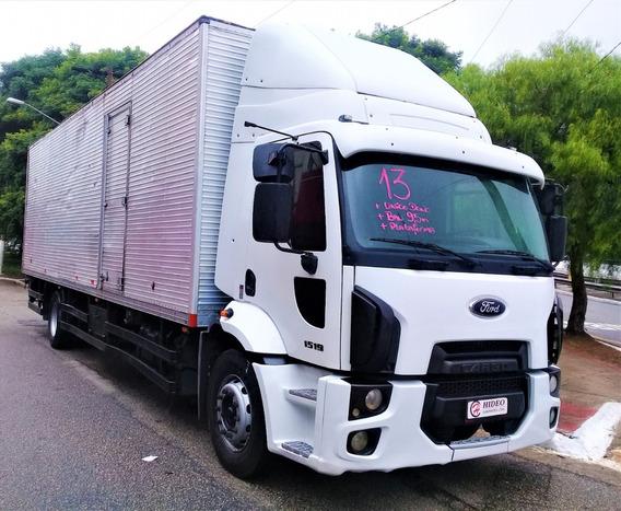Cargo 1519 Bau Alongado + Plataforma