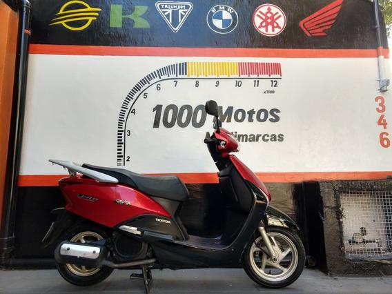 Honda Lead 110 2011 Otimo Estado Aceito Moto