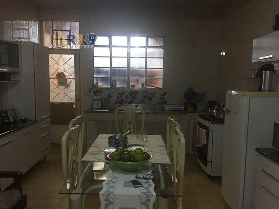 Casa Para Venda, 3 Dormitórios, Vila Príncipe De Gales - Santo André - 460