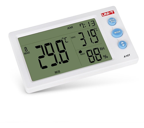 Imagen 1 de 3 de Termometro Medidor Temperatura Humedad Termo Higrometro Digi