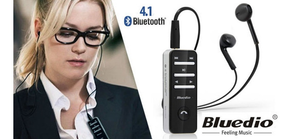 Bluetooth Headset Bluedio Original In Ear Microfone Fone Pro