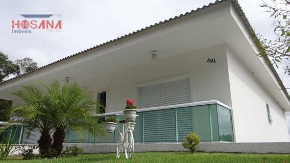 Casa Residencial Para Locação, Alpes De Caieiras, Caieiras. - Ca0349