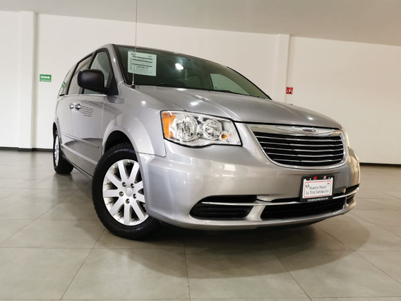 Chrysler Town And Country Li 2016