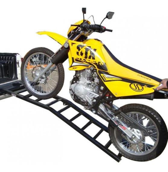Rampa Para Embarque De Motos Em Pickup