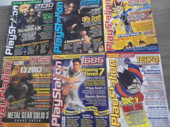 Revista Dicas & Truques Playstation 6 A 117 - Preço Cada