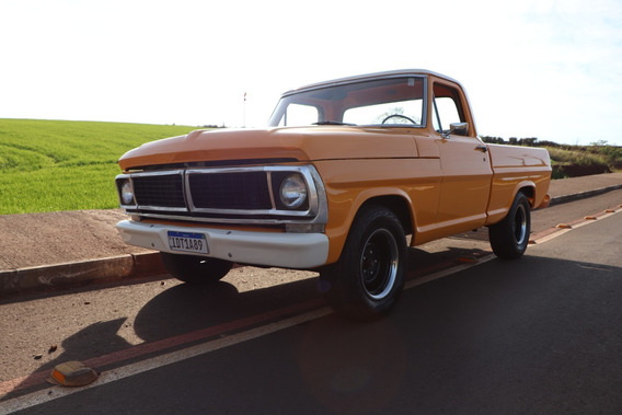 Ford F100 V8 292