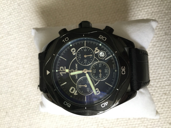 Relógio M B Preto Mod P5086095 - Pronta Entrega