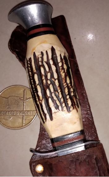 Antiguo Cuchillo Mundial Fechado 1982. Sable. Daga. Bayoneta
